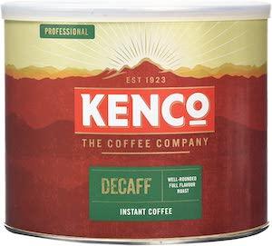 Kenco Americano Decaf Instant Coffee