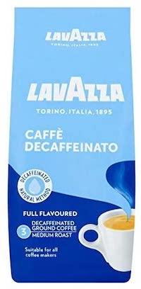 Lavazza Decaffeinated Ground Coffee