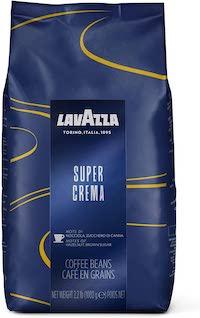 Lavazza Super Crema Coffee Beans
