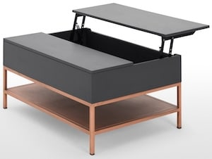 Lomond Lift Top Coffee Table with Storage