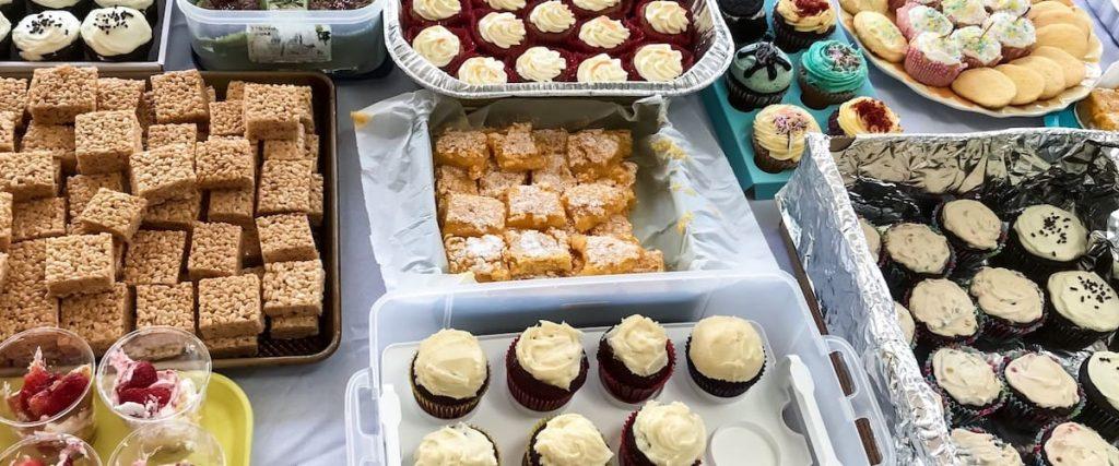 Macmillan Bake Sale