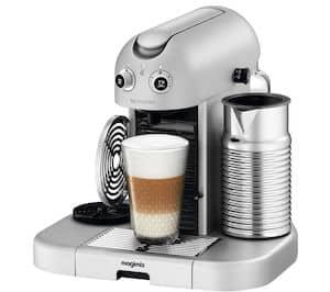Nespresso by Magimix GranMaestria Coffee Machine & Aeroccino
