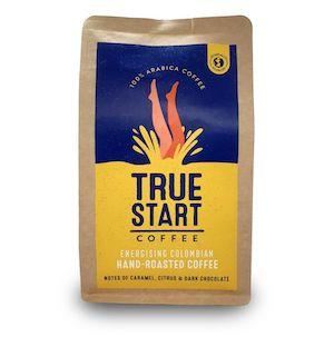 True Start Coffee Energising Colombian
