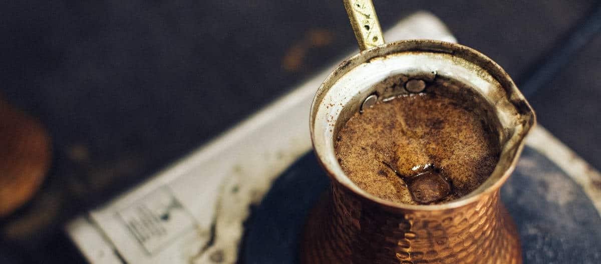 What Is Greek Coffee