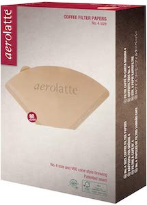 aerolatte Coffee Filter Papers