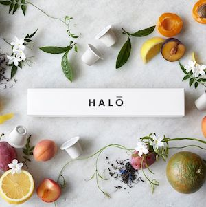 Halo Minus Decaf Compostable Coffee Pods