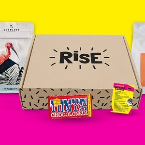 Rise Speciality Coffee Box