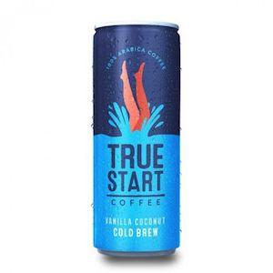 True Start Cold Brew Coffee Vanilla Coconut
