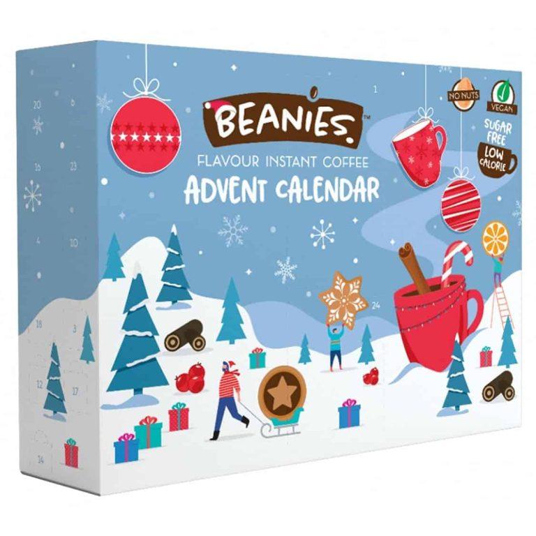 Beanies' Instant Coffee Advent Calendar