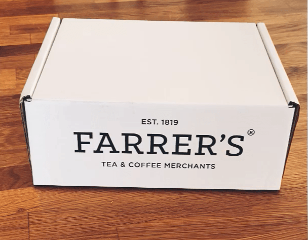 Farrers Coffee Review