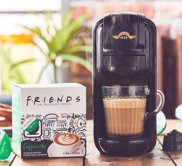 B&M friends coffee machine
