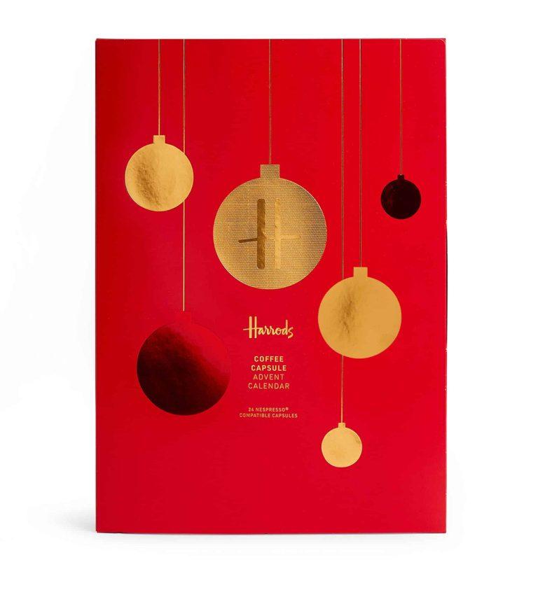 Harrods' Coffee Capsule Advent Calendar