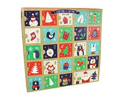 Penningtons Coffee Tea Advent Calendar