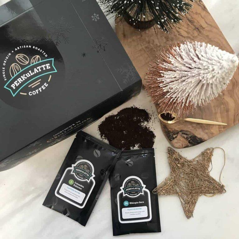 PerkULatte's Christmas Coffee Advent Calendar
