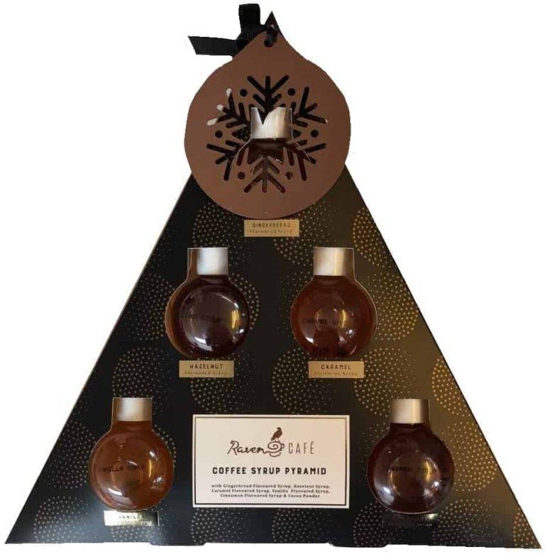 Raven Café's Coffee Pyramid Gift Set