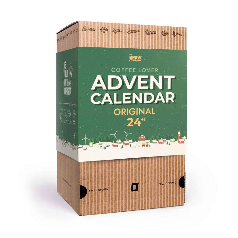 The Brew Company's Advent Calendar Original 24 Plus 1