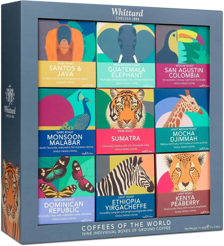 """Whittard's """"Coffees of the World"""" Gift Set"""