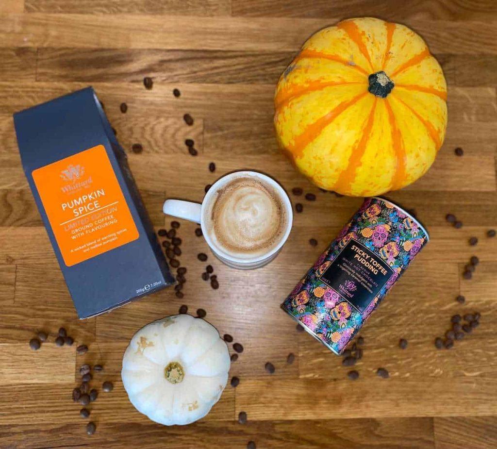 Whittards Halloween Coffee