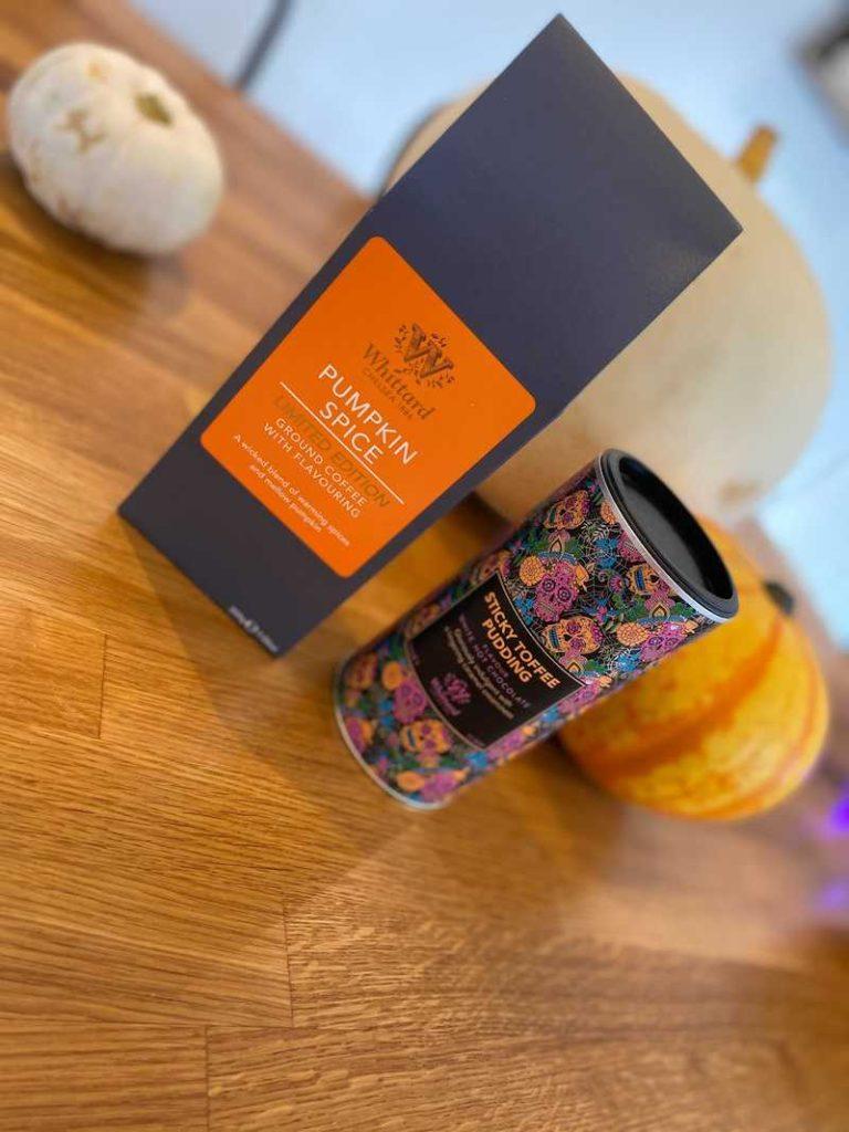 Whittards Pumpkin Spiced Latte