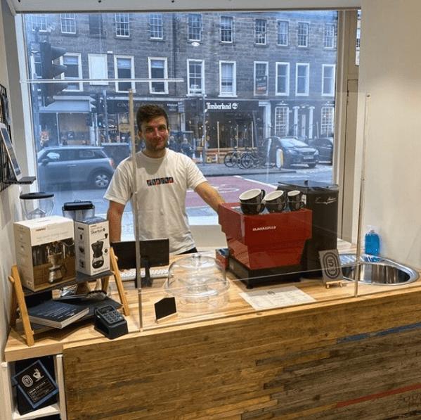 5 Rings Coffee Meadowbank Cafe