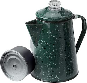 GSI Coffee Pot 1.2 L with Percolator Insert