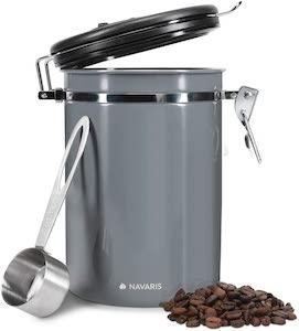 Navaris Airtight Coffee Canister