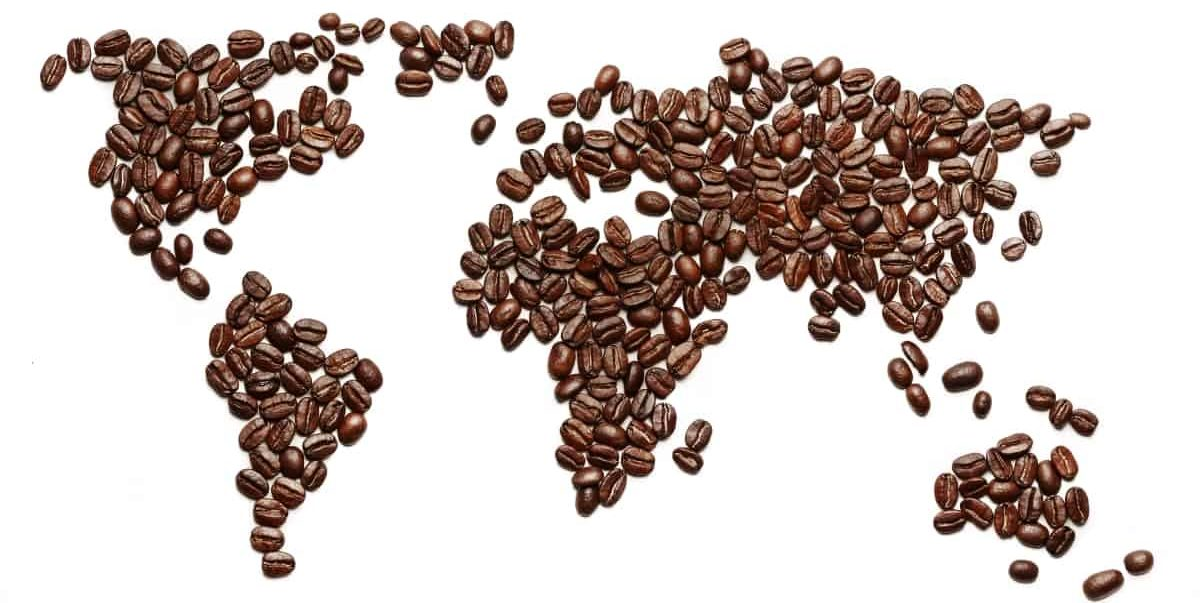coffee tasting notes by country