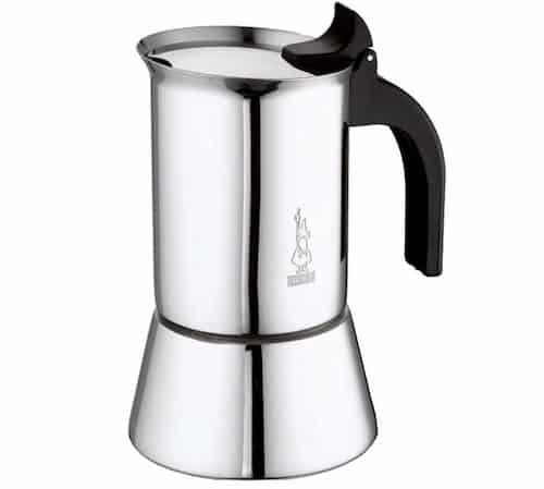 Bialetti Venus Induction Stove-Top Coffee Maker