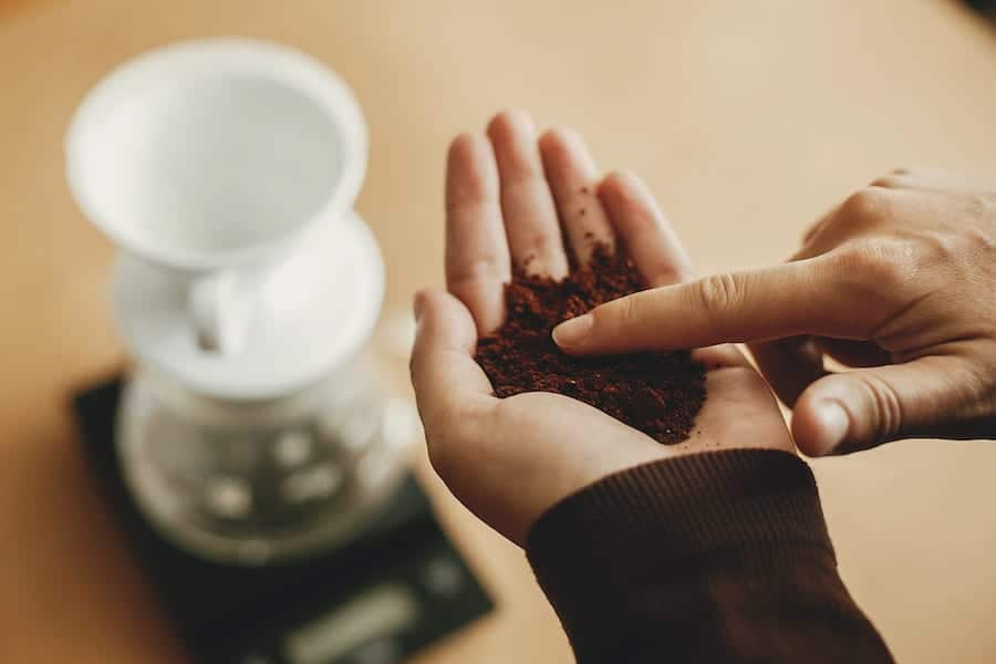 how to grind Coffee at Home
