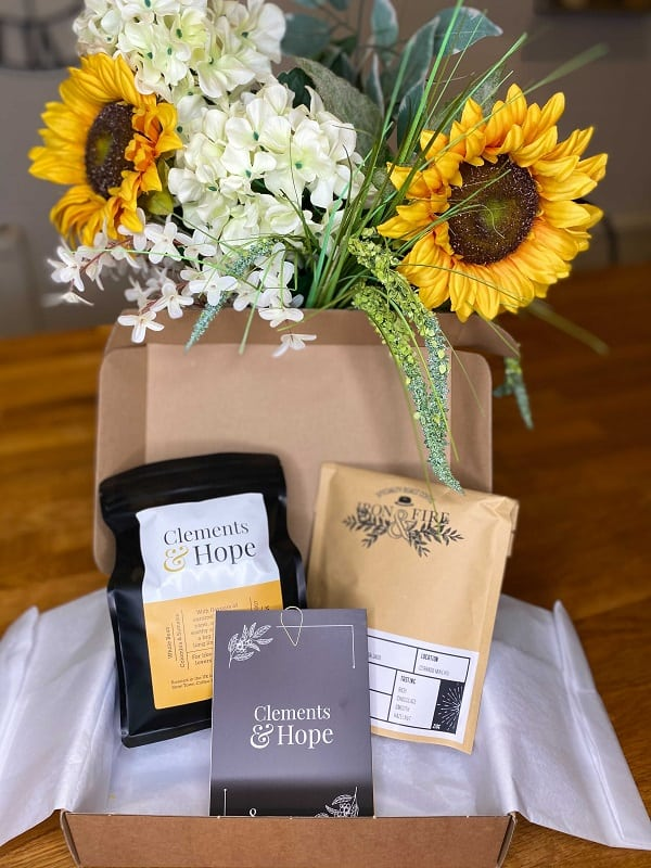 Clements and Hope Coffee Subscription