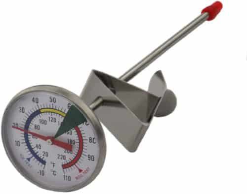Thermometer World Frothy Milk Thermometer