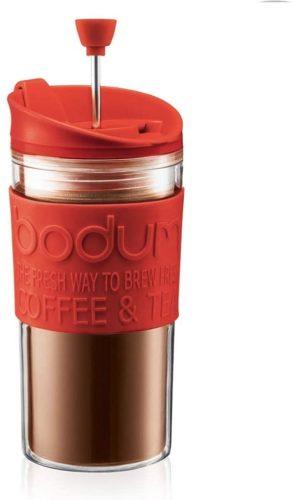 BODUM K11102-01 Travel Press Set Coffee Maker