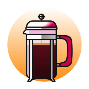 cafetiere & french press