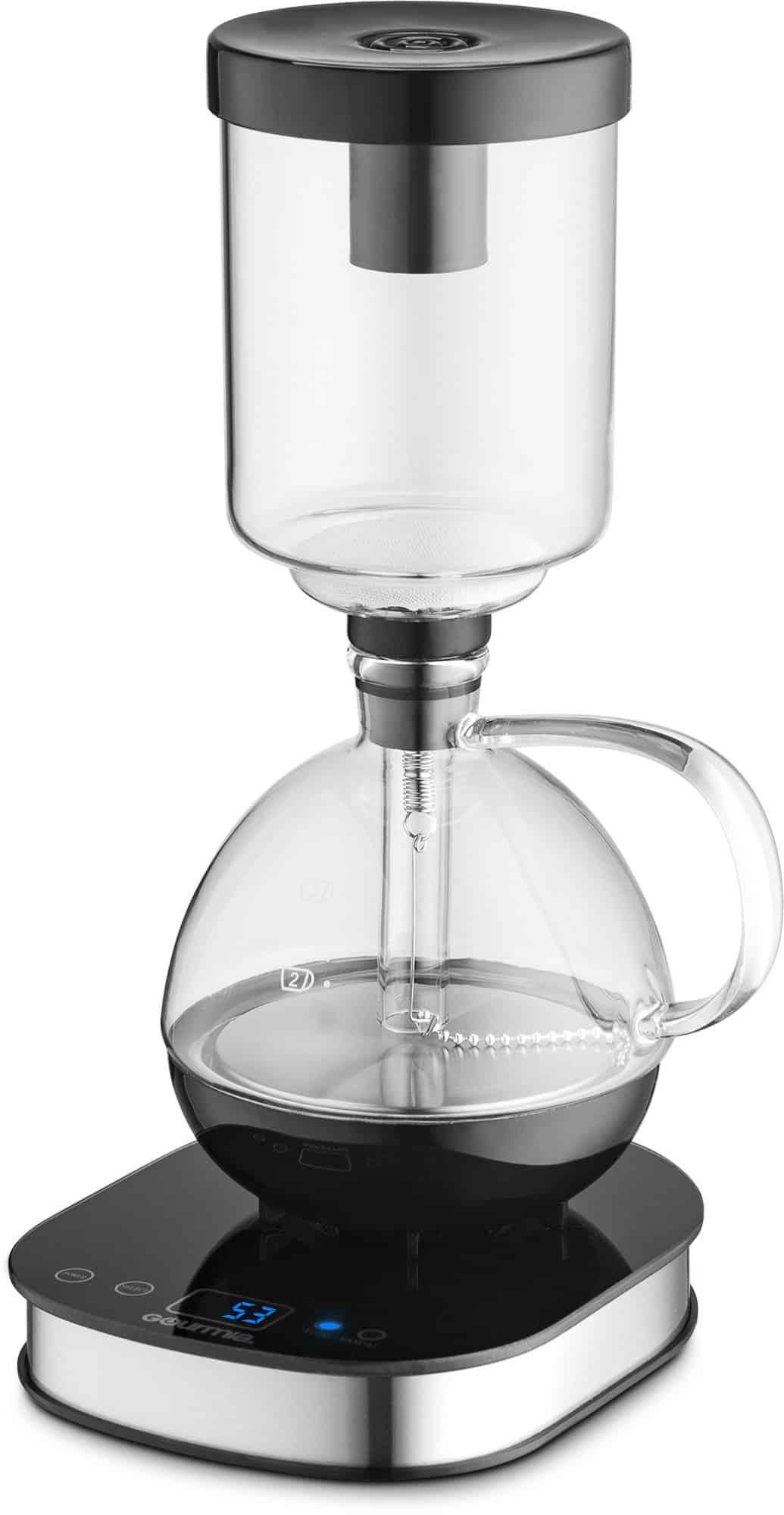 Gourmia Digital Siphon Artisanal Coffee Machine