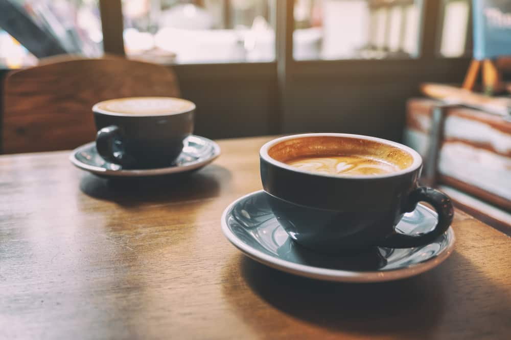 difference between lattes and cappuccinos