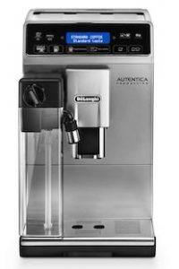 DeLonghi Autentica ETAM29.660.SB Bean to Cup Coffee Machine - Silver